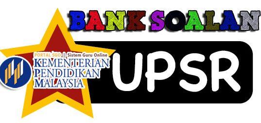 bank-soalan-upsr