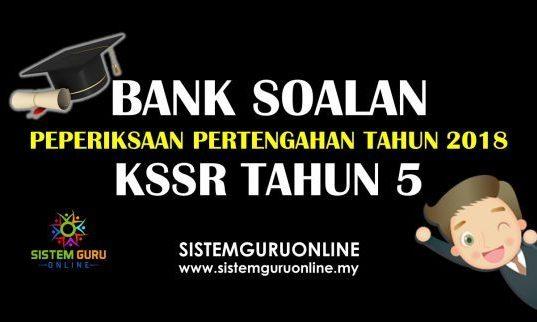 bank soalan tahun 5