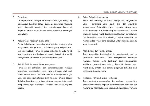 Download Dskp asas Kelestarian Tingkatan 5 Berguna Dskp Kssm Bahasa Melayu Tingkatan 1 Of Download Segera Dskp Asas Kelestarian Tingkatan 5 Yang Penting Khas Untuk Para Guru Cetakkan!