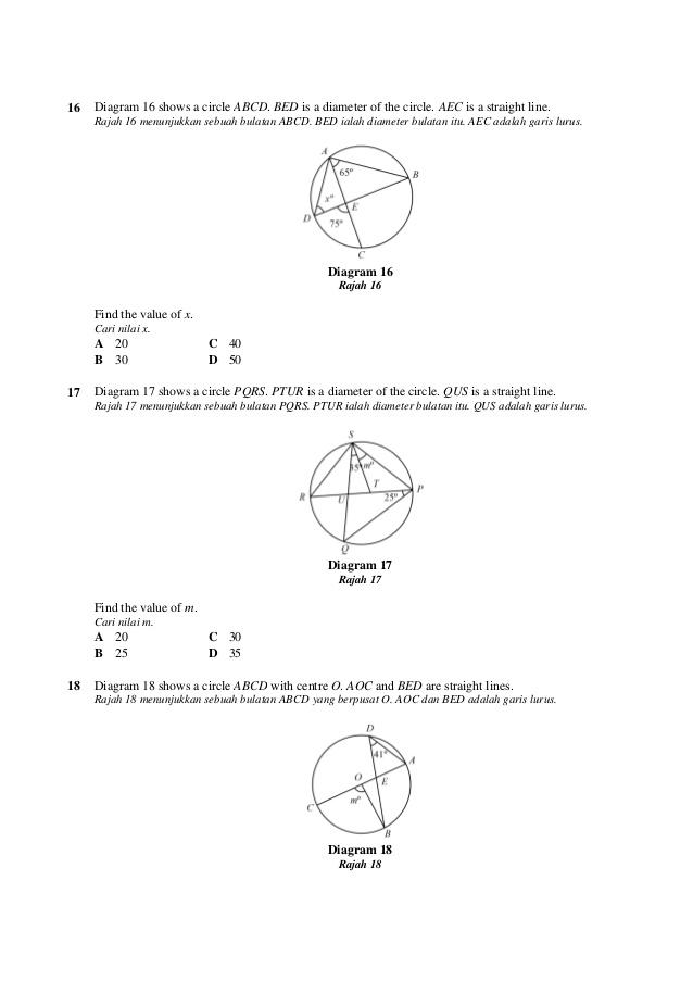 Download Dskp Matematik Tingkatan 3 Bermanfaat 100 soalan Matematik Ting3 Of Download Segera Dskp Matematik Tingkatan 3 Yang Terbaik Khas Untuk Para Murid Cetakkan!