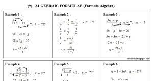 Download Rpt Fizik Tingkatan 4 Bermanfaat 9 formula Algebra Algebraic formulae Chegu Zam