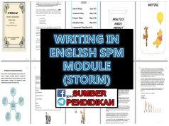 Latihan Bahasa Inggeris Spm Power Writing Module English Spm Storm Sumber Pendidikan