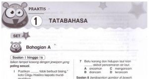 Latihan Bahasa Inggeris Tahun 5 Baik Oxford Fajar Smart Practice Bahasa Melayu Latihan topikal Tahun 5