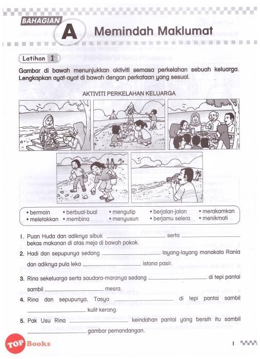 Latihan Bahasa Inggeris Tahun 5 Meletup Pep18 Siri Pintar Bahasa Bahasa Melayu Penulisan Tahun 5 Sjk C Of Muat Turun Latihan Bahasa Inggeris Tahun 5 Yang Terbaik Khas Untuk Guru-guru Lihat!