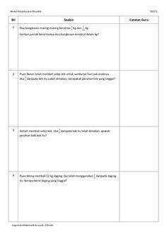 modul penyelesaian masalah matematik 4