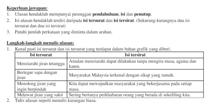 Nota Bahasa Melayu Tingkatan 1 Yang Bernilai Ulasan Pt3 Contoh soalan Dan Jawapan Terbaik Oh Pt3 Of Himpunan Nota Bahasa Melayu Tingkatan 1 Yang Berguna Untuk Para Murid Cetakkan