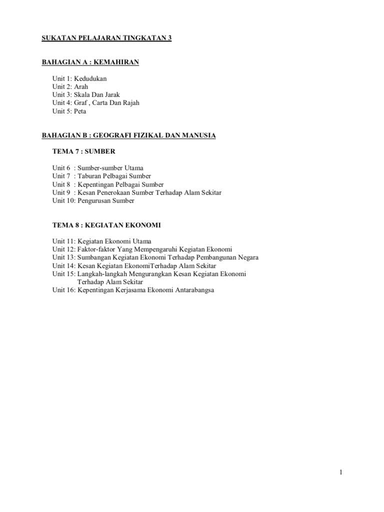 Nota Bahasa Melayu Tingkatan 3 Yang Baik Nota Geografi Tingkatan 3 Of Himpunan Nota Bahasa Melayu Tingkatan 3 Yang Hebat Untuk Murid Lihat