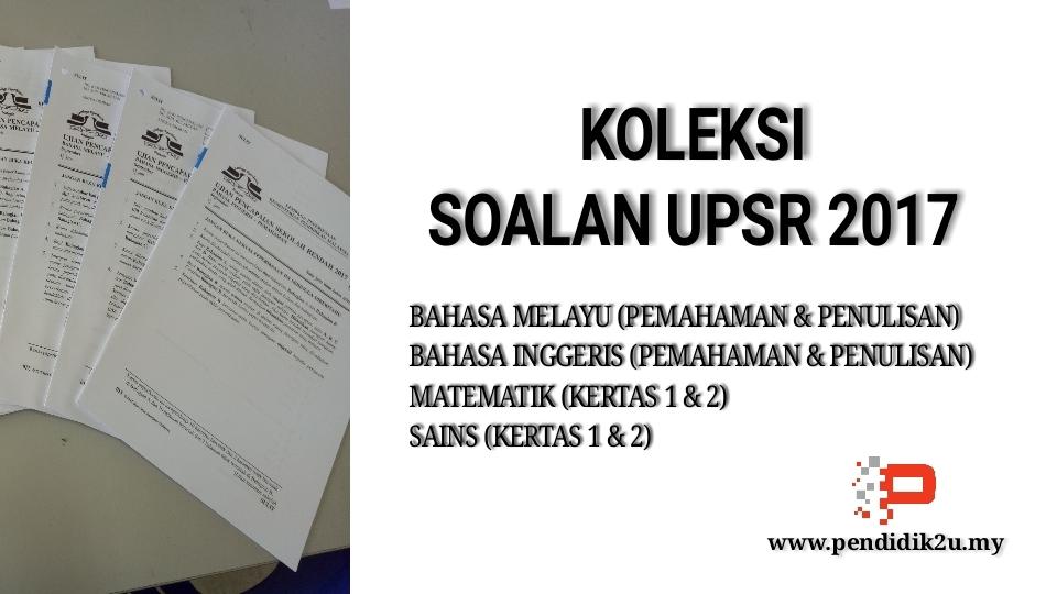 Himpunan Nota Bahasa Melayu Upsr Yang Terbaik Untuk Murid