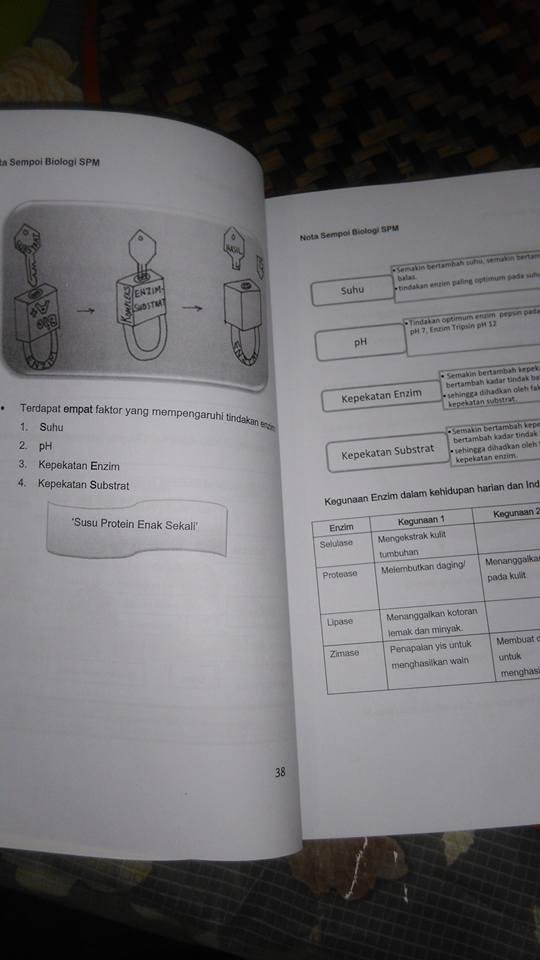 Nota Biologi Tingkatan 4 Yang Sangat Berguna Biology A Nota Sempoi Biologi Saiz A5 Of Himpunan Nota Biologi Tingkatan 4 Yang Terhebat Untuk Ibubapa Perolehi