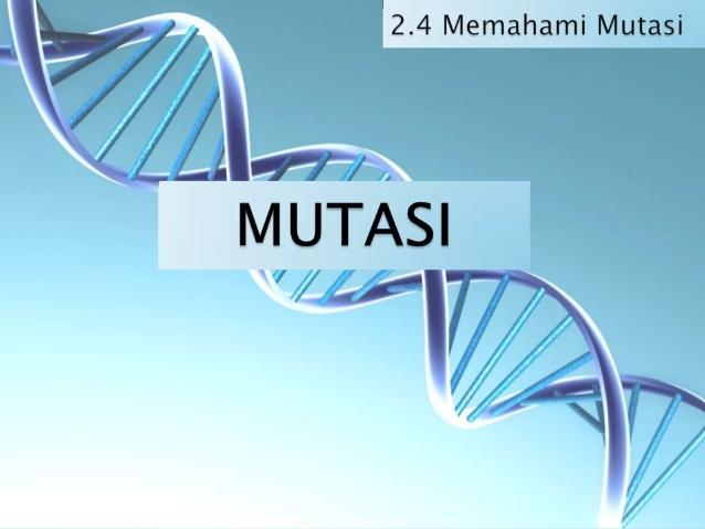 Nota Biologi Tingkatan 4 Yang Sangat Meletup Mutasi Dalam Sains Tingkatan 4 Of Himpunan Nota Biologi Tingkatan 4 Yang Terhebat Untuk Ibubapa Perolehi