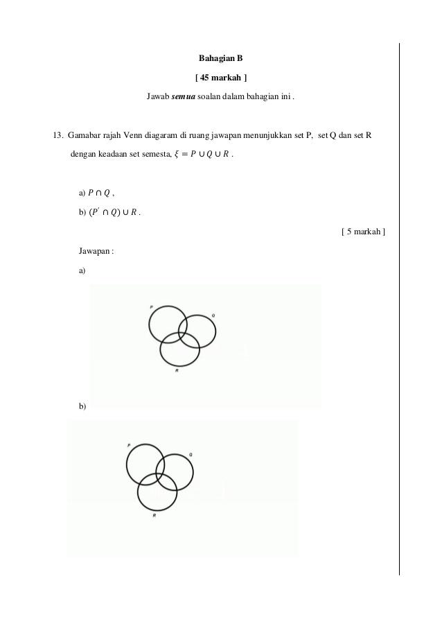 Nota Matematik Spm Yang Meletup soalan Pertengahan Tahun Matematik Tingkatan 4 Of Himpunan Nota Matematik Spm Yang Bermanfaat Untuk Guru-guru Dapatkan