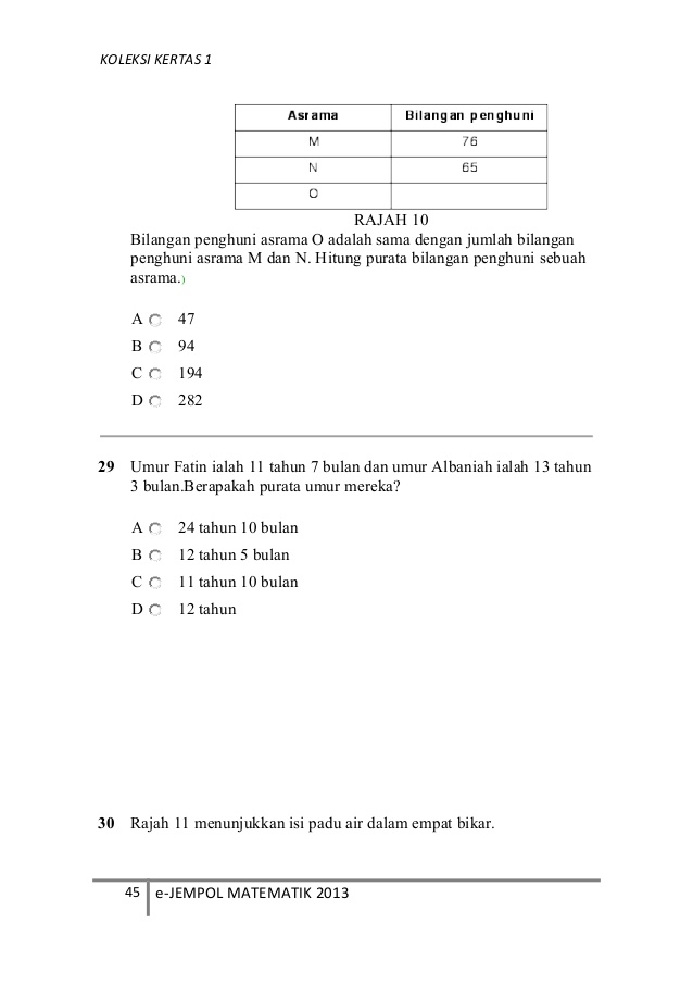matematik 2013 45