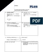 Nota Matematik Tingkatan 2 Yang Terhebat 2 Matematik soalan Modul Plus