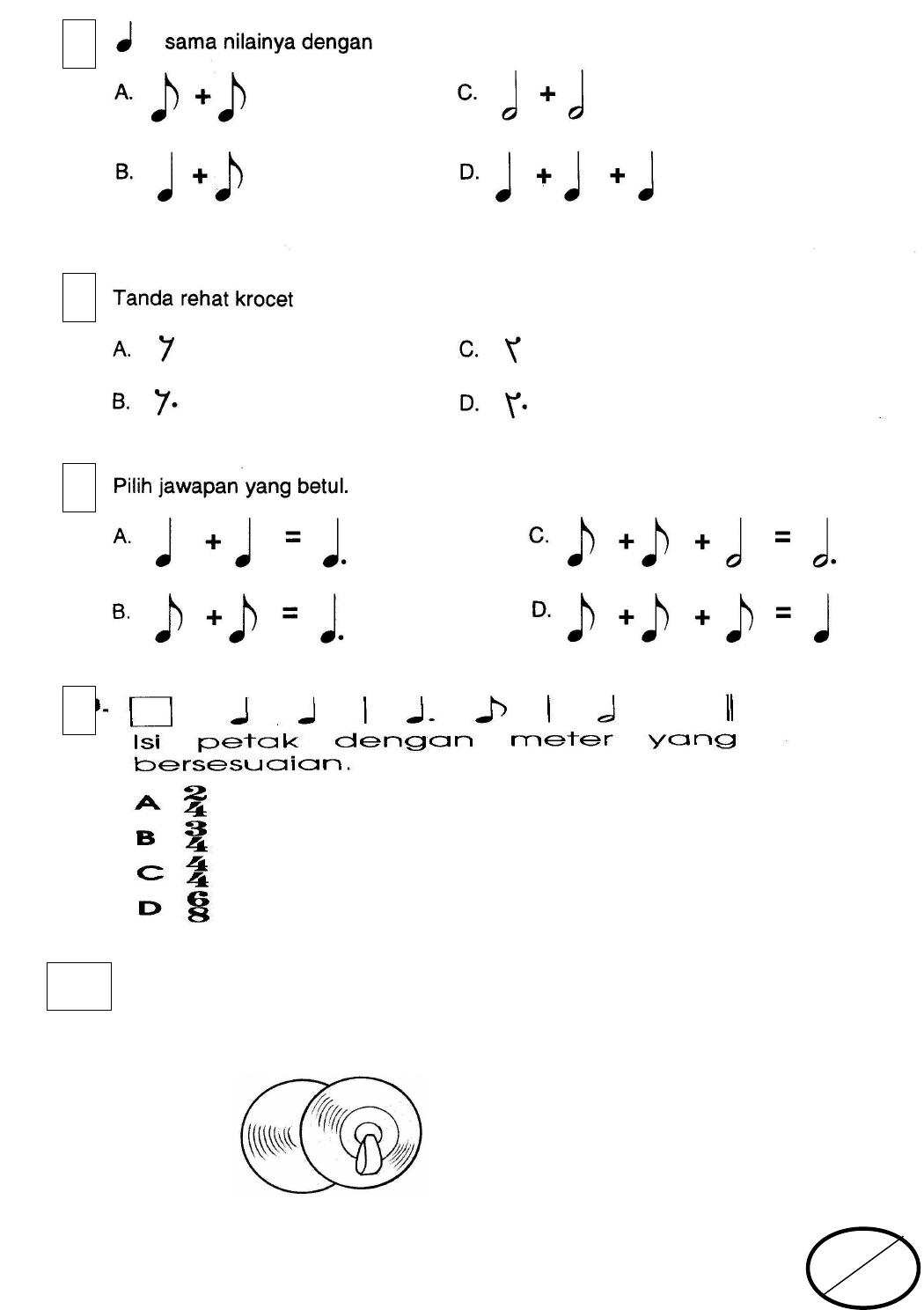 Peperiksaan Awal Tahun Dunia Muzik Tahun 4 Menarik soalan Muzik Tahun 4 5 6 Doc Document Of Jom Download Soalan Peperiksaan Awal Tahun Dunia Muzik Tahun 4 Yang Terhebat Khas Untuk Para Ibubapa Lihat!