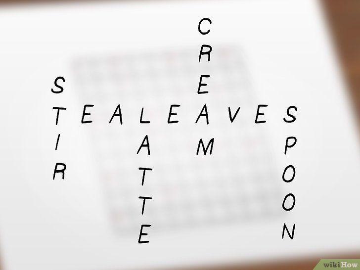 gambar berjudul make crossword puzzles step 15