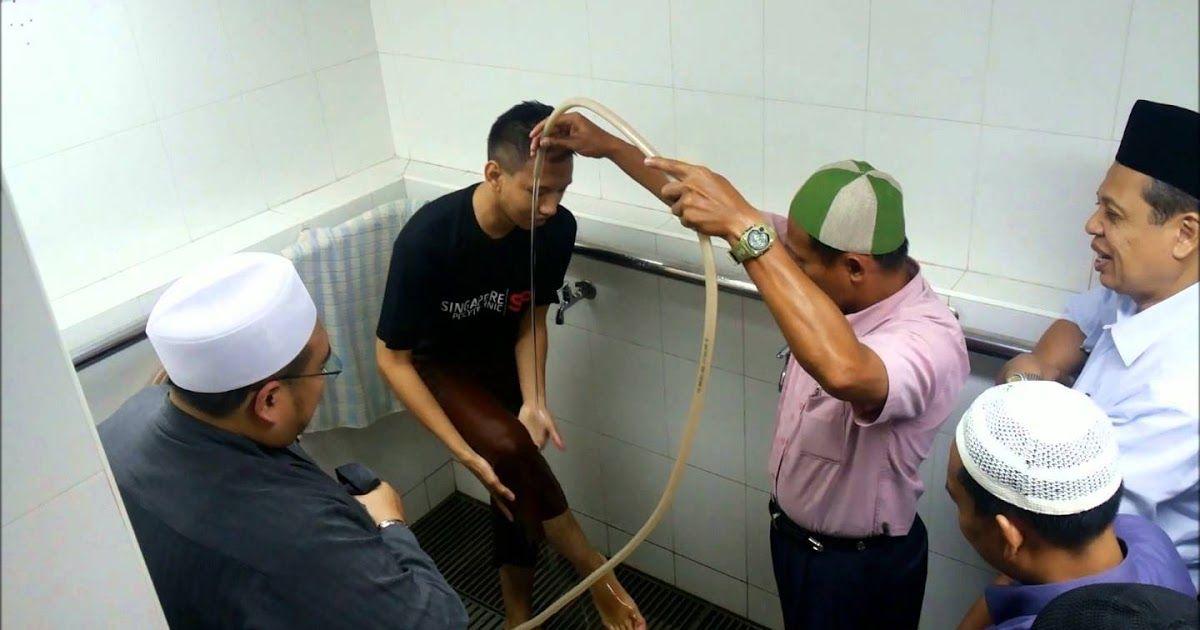 terkeluar lebihan air mani selepas mandi wajib adakah perlu untuk mandi semula ini jawapannya kaisarmalaya
