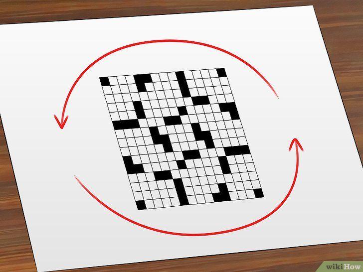 gambar berjudul make crossword puzzles step 11