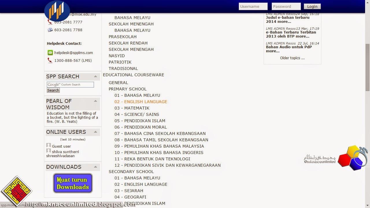 Download Rpt Bahasa Inggeris Tingkatan 2 Terhebat Sistem Pengurusan Pembelajaran Kementerian Pendidikan Malaysia Lms Of Himpunan Rpt Bahasa Inggeris Tingkatan 2 Yang Menarik Khas Untuk Murid Perolehi!