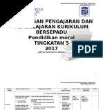 Download Rpt Pendidikan Moral Tingkatan 4 Baik Rancangan Pengajaran Tahunan Pendidikan Moral Ting 4