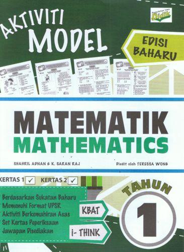 Pelbagai Jawapan Teka Silang Kata Matematik Tahap 1 Yang