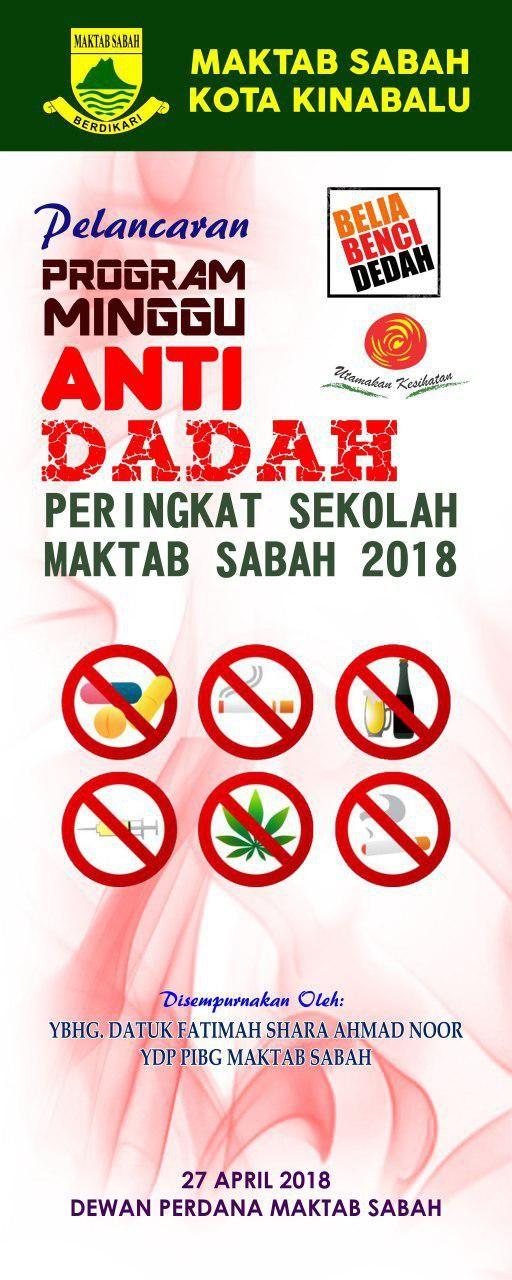 Jom Download Poster Anti Dadah Yang Terhebat Dan Boleh Di Cetakkan