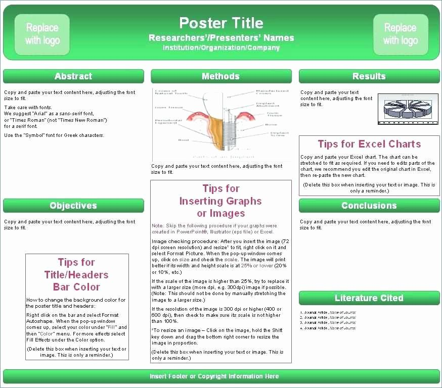 powerpoint poster template 48a 36 awesome a e a a a a a 0d modest academic research poster template free download