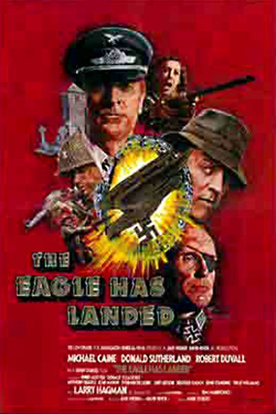 film review the eagle has landed