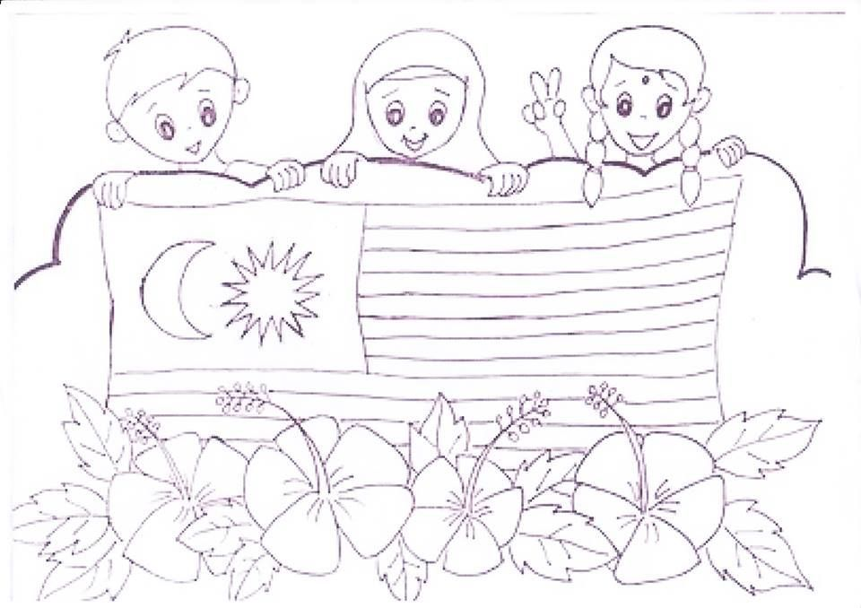 Gambar Lukisan Hari Merdeka Cikimm Com