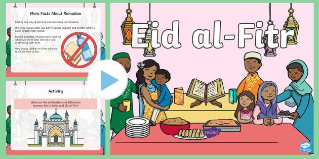 Ramadhan Poster Baik New Eid Al Fitr Powerpoint Fasting Ramadan Religious Festivals