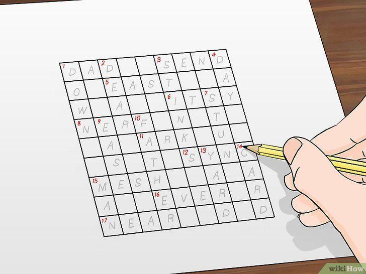 teka silang kata sejarah tingkatan 3 yang sangat hebat untuk ibubapa dapatkan gambar berjudul make crossword puzzles step 4