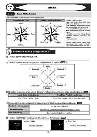 skema modul geografi t1