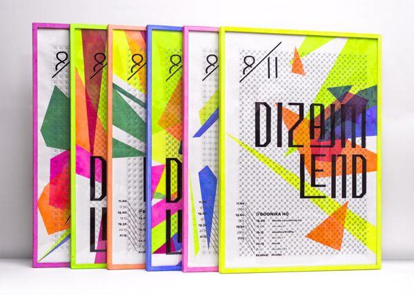 best poster behance designeyland dizajnilend frame images on designspiration