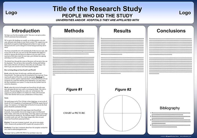posters4research scientific poster and research poster printing standard academic poster size