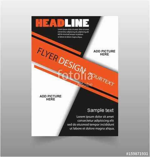 flyer background template free