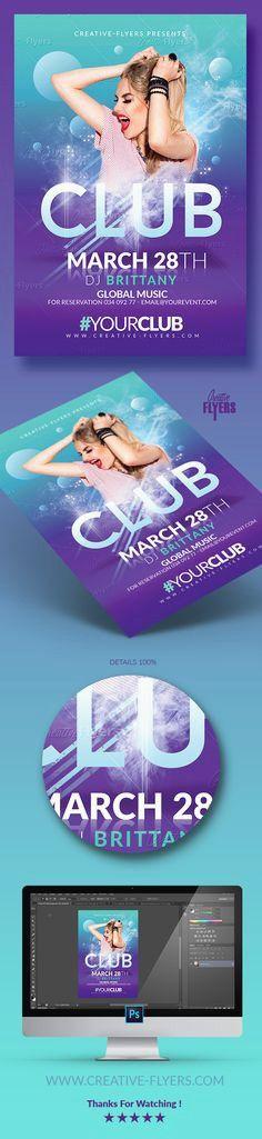 Background Poster Design Hebat Club Flyer Background Templates Digital Paredise