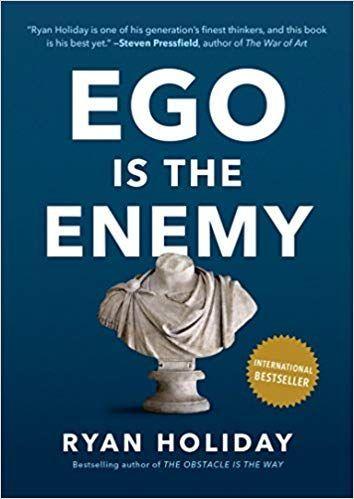 bad genius poster berguna ego is the enemy ryan holiday 9781591847816 amazon com books