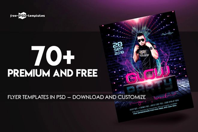 contest flyer template free inspirational free halloween flyer templates shop new poster templates 0d
