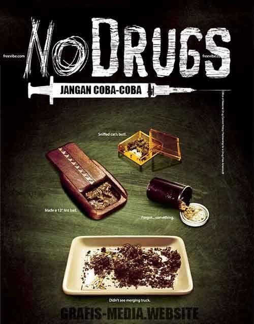 Contoh Poster Dan Slogan Meletup 25 Contoh Poster Narkoba Dan Slogan Narkoba Xs Wors Poster Dan