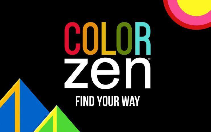 color zen tangkapan skrin 1