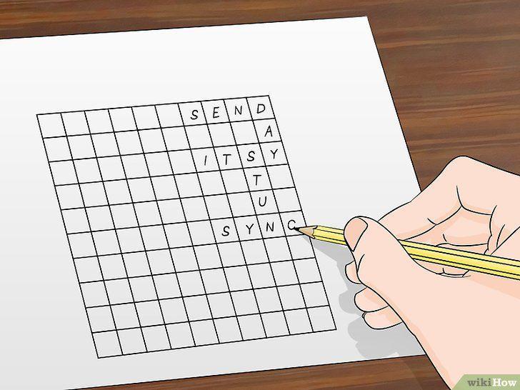 gambar berjudul make crossword puzzles step 3 gambar cara membuat teka teki