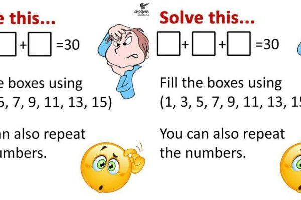 soal matematika ini bikin semua orang garuk garuk kepala bisakah kamu menjawabnya
