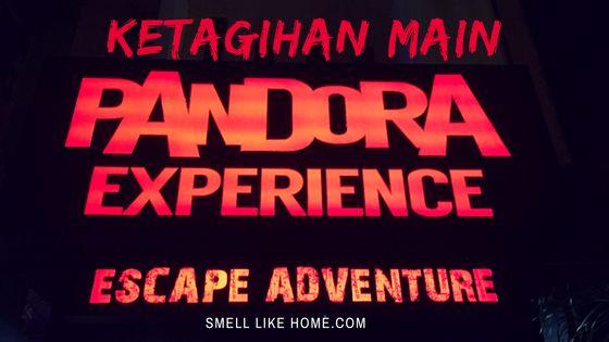 pandora escape room
