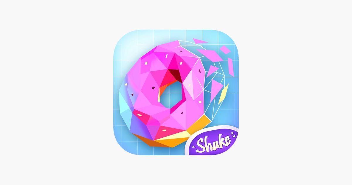 seni 3d unicorn teka teki di app store