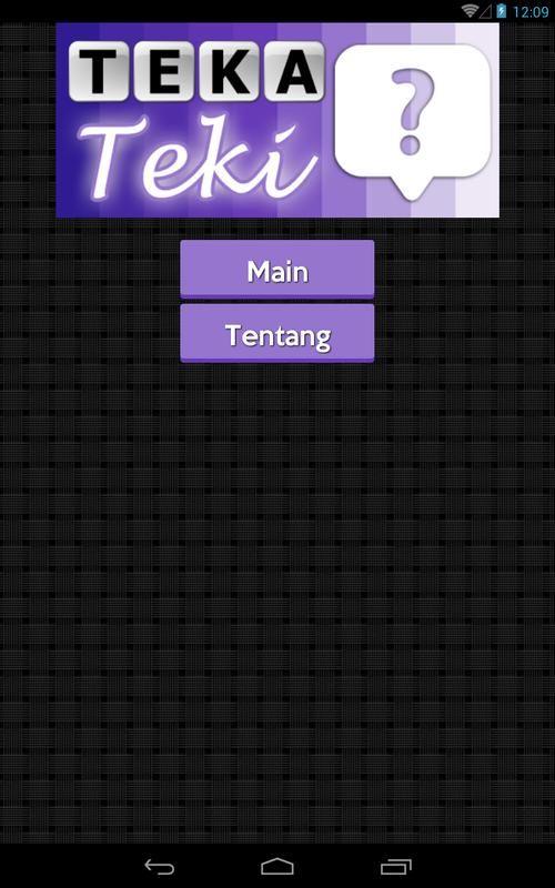 teka teki malaysia screenshot 7