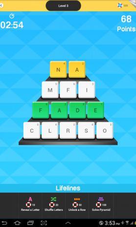 word pyramids word puzzles 1 0 5 muat turun apk untuk android aptoide