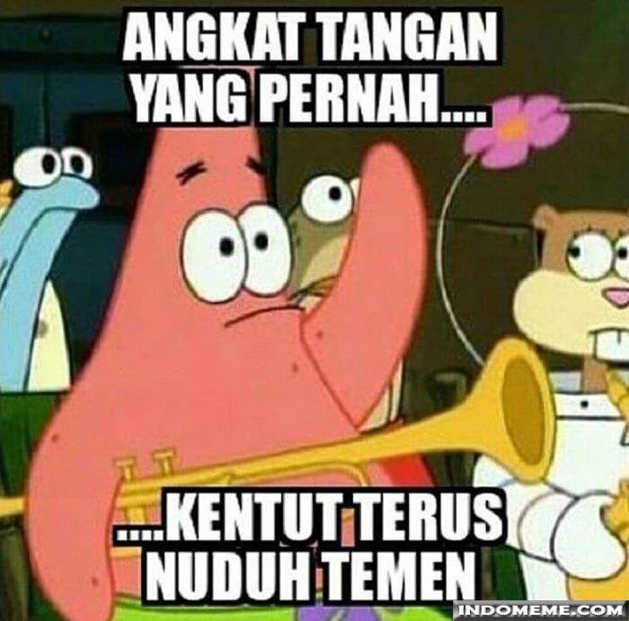 koleksi meme comic indonesia terbaru kocak humor lucu dan gila angkat tangan yang pernah