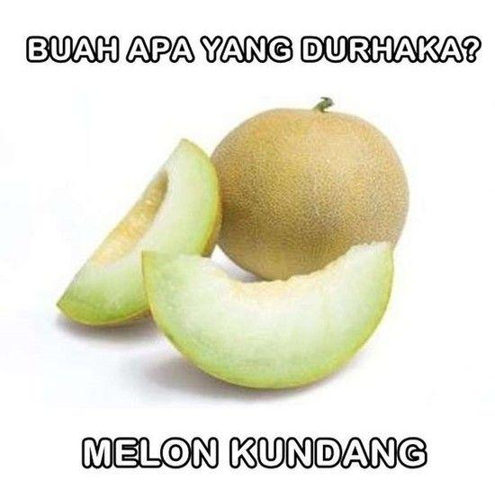 meme lucu tentang buah