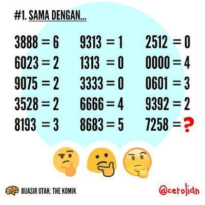 anda juga boleh kongsikan teka teki ini kepada rakan rakan dan ahli keluarga anda di whatsapp