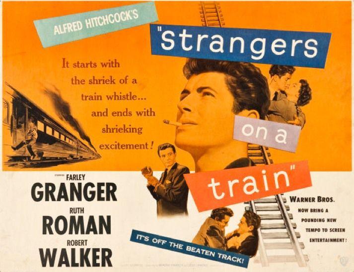 strangers on a train film