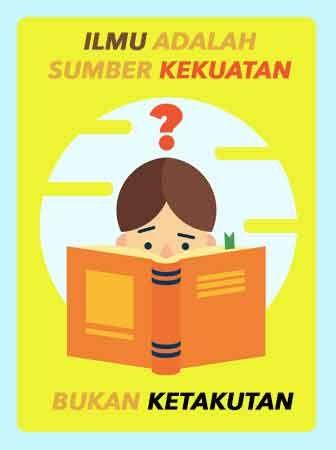 Gambar Poster Pendidikan Bernilai Kumpulan Contoh Slogan Pendidikan Terbaru Penulis Cilik